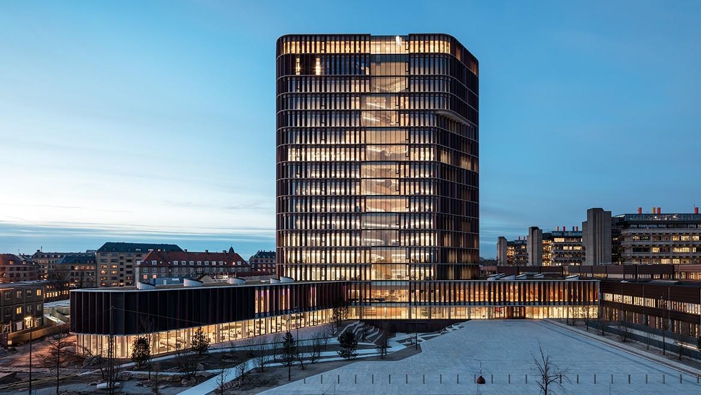 Mærsk Tårnet, København