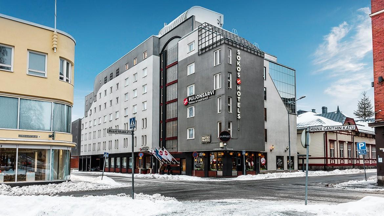 Sokos Hotel Puijonsarvi